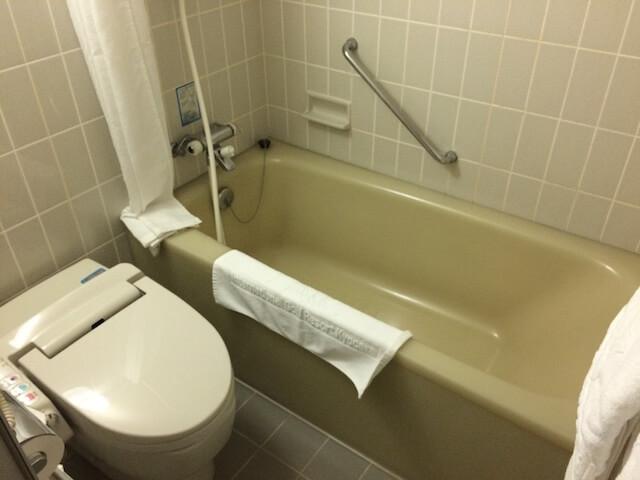 トイレと浴室の画像