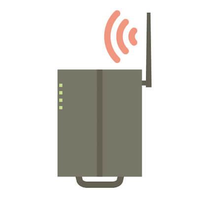 WiFiの画像